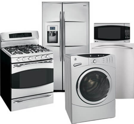 Services - Hot Cold Appliance Repair